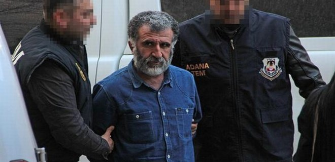 PKK'ya dev darbe: 'Halo Dayı' yakalandı!