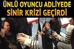 Filiz Taçbaş, İstanbul Adliyesi'nde sinir krizi geçirdi!