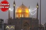 Pakistan'da türbeye saldırı!