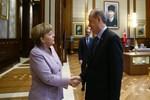 Merkel ve Erdoğan'dan kritik açıklamalar