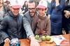 Mehmet Günsur'dan Şanlıurfa'ya anlamlı ziyaret