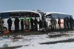 Otobüsler çarpıştı: Ölü ve yaralılar var