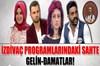 Eleştirmen Murat Tolga Şen, izdivaç programlarındaki gelin ve damat adaylarının onca zaman programa...
