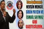 İrfan Değirmenci 3 gazetecinin kulağını çınlattı