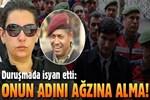 Ömer Halisdemir'in eşi: