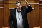 Yunanistan Savunma Bakanı'ndan küstah sözler!
