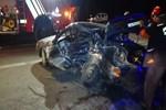 İstanbul'da dehşet veren trafik kazası!
