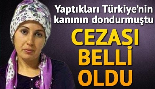 Kayseri'de yaşanan dehşetin cezası belli oldu!