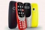 Yenilenen Nokia 3310 tanıtıldı