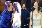 Müzikal tadında bir düğünle evlendiler!
