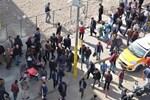 Diyarbakır'da satırlı, sopalı, pitbullu feci kavga!