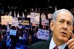 Netanyahu'yu istifaya çağırdılar!