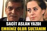 Sacit Aslan yazdı: