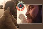 Kıvanç Tatlıtuğ'un rekor kıran papağanlı videosu