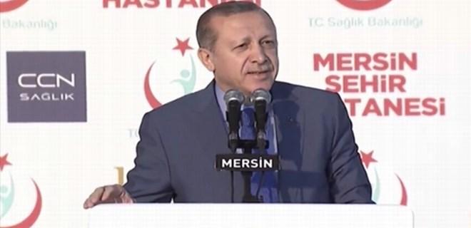 Erdoğan sordu: