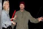David Beckham çapkınlıkta yakalandı!