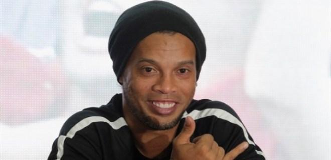 Ronaldinho, Türkiye'ye geliyor!