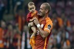 Wesley Sneijder'in menajerinden transfer açıklaması!