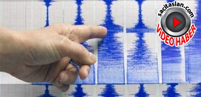 Çanakkale'de 5.2 büyüklüğünde bir deprem daha oldu!