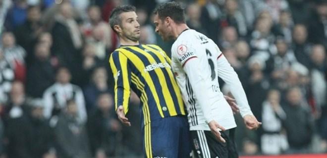 Tosic'e ilk ceza Beşiktaş'tan