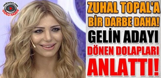 Esmira, Zuhal Topal'da dönen dolapları anlattı!