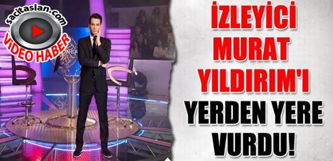 İzleyiciden Murat Yıldırım'a sert eleştiriler!