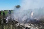 Arjantin'de küçük uçak düştü: 5 ölü