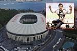 Derbiye bilet bulamayınca Vodafone Arena'ya tırmandılar!