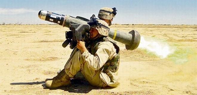YPG'linin kullandığı silah şok etti!..