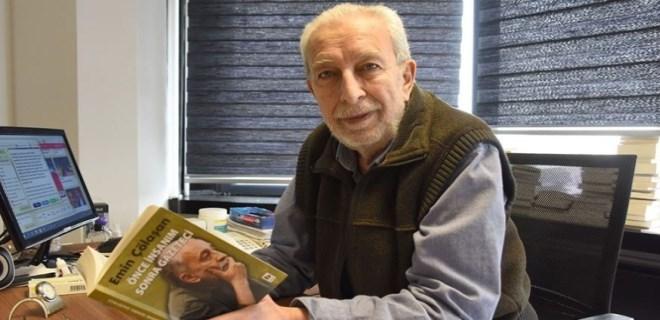Emin Çölaşan'dan 40. yıl röportajı