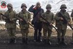 Erhan Çelik sınırda haber nöbeti tuttu!