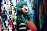 Rihanna'ya 'renk' geldi!