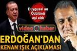 Cumhurbaşkanı Erdoğan'dan Kenan Işık açıklaması