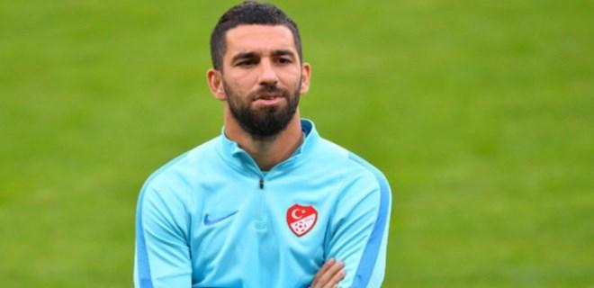 Arda Turan'dan Beşiktaş mesajı!