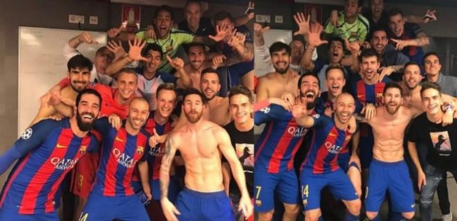 Barcelona sosyal medyayı salladı!