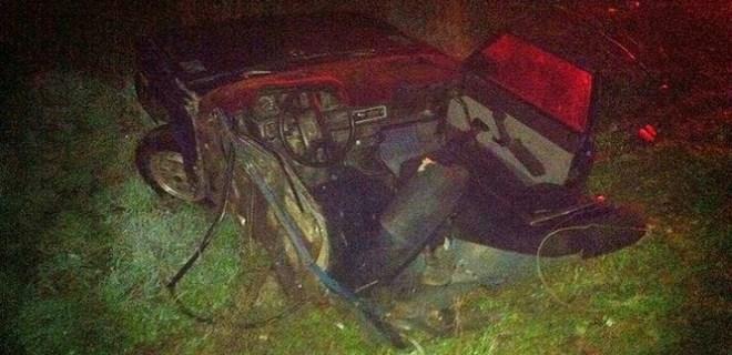 Foça yolunda feci trafik kazası!