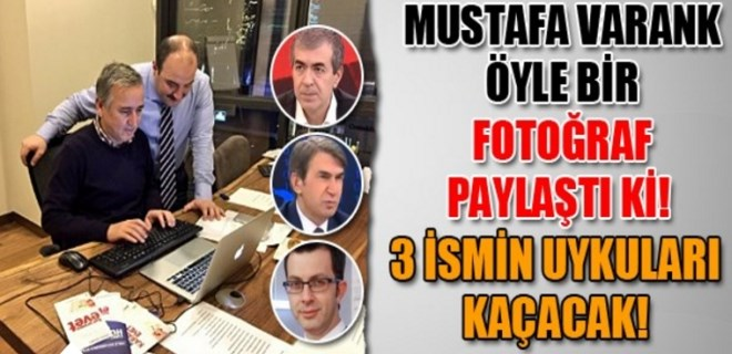 Mustafa Varank'tan 3 ismin uykusunu kaçıracak paylaşım!