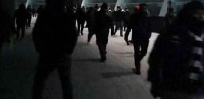 Atina'da Beşiktaşlı bir taraftar bıçaklandı!