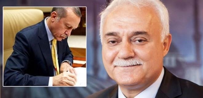 Cumhurbaşkanı Erdoğan'dan gece yarısı flaş atamalar!