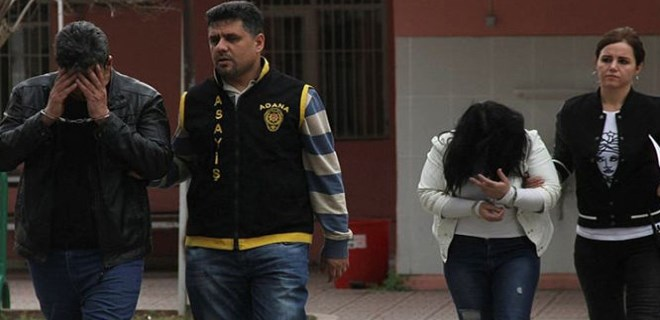 Adana'da masaj salonuna fuhuş operasyonu