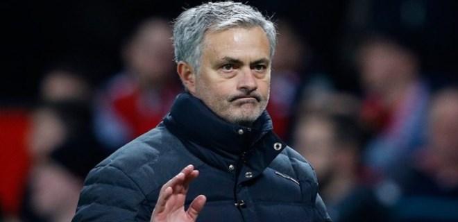Jose Mourinho 'suçunu' itiraf etti!