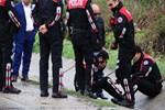 Genç polis memurunun yürek yakan baba acısı