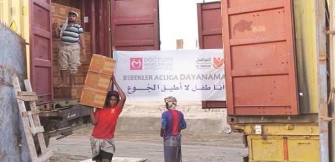 Yemen'de dramın adı: Açlık