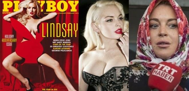 Lindsay Lohan tesettür koleksiyonu hazırlıyor!