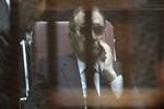 Mısır'ın devrik lideri Mübarek beraat etti!
