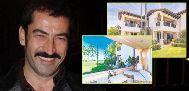 Kenan İmirzalıoğlu Fisher Adası'ndan villa aldı