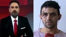 Erhan Çelik'ten izleyicileri duygulandıran yayın