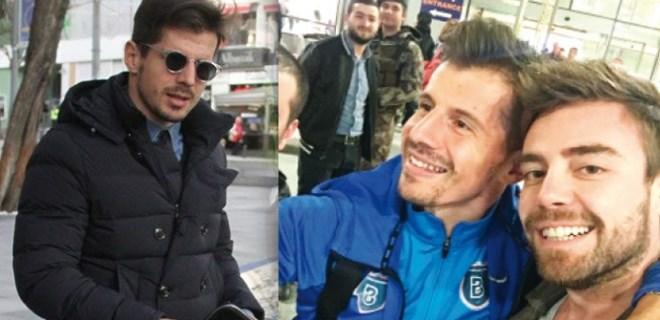 Emre Belözoğlu Murat Dalkılıç'ı tanımadı!