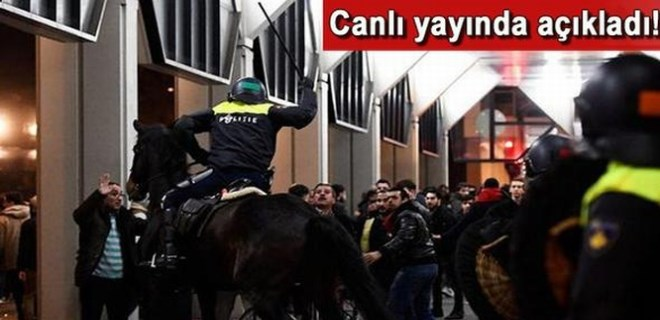Özel time Türk korumaları vurmaları için ateş izni!