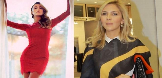 Özge Ulusoy ve Arzu Sabancı sosyal medyada esti!